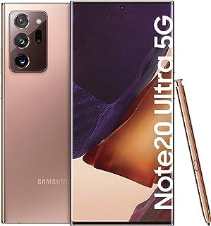 Samsung Galaxy Note 20 Ultra 5G Android-smartphone utan kontrakt Triple kamera Infinity-O-Display 256 GB batteri, Mystisk ...