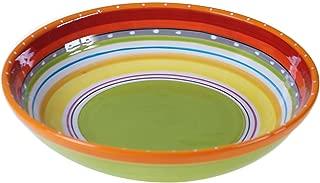 Certified International 25631 Mariachi Serving/Pasta Bowl, 13.25
