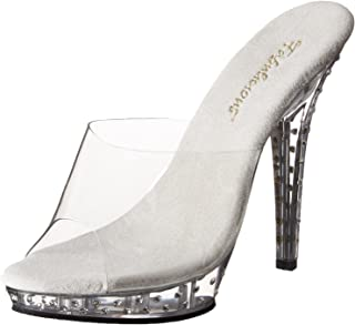 Pleaser Women's Lip-101SDT/C/M Platform
