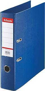 Esselte - 320210 - Classeur à levier - Bleu foncé