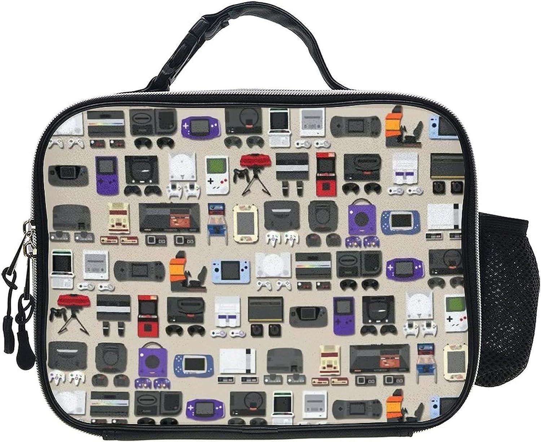 Lunch Box Bag Can Hang Backpack Meal Prep Tote Bag Reusable Handbags