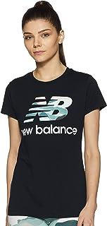 New Balance Womens Short Sleeve WT91584-P, Womens, Short Sleeve, WT91584