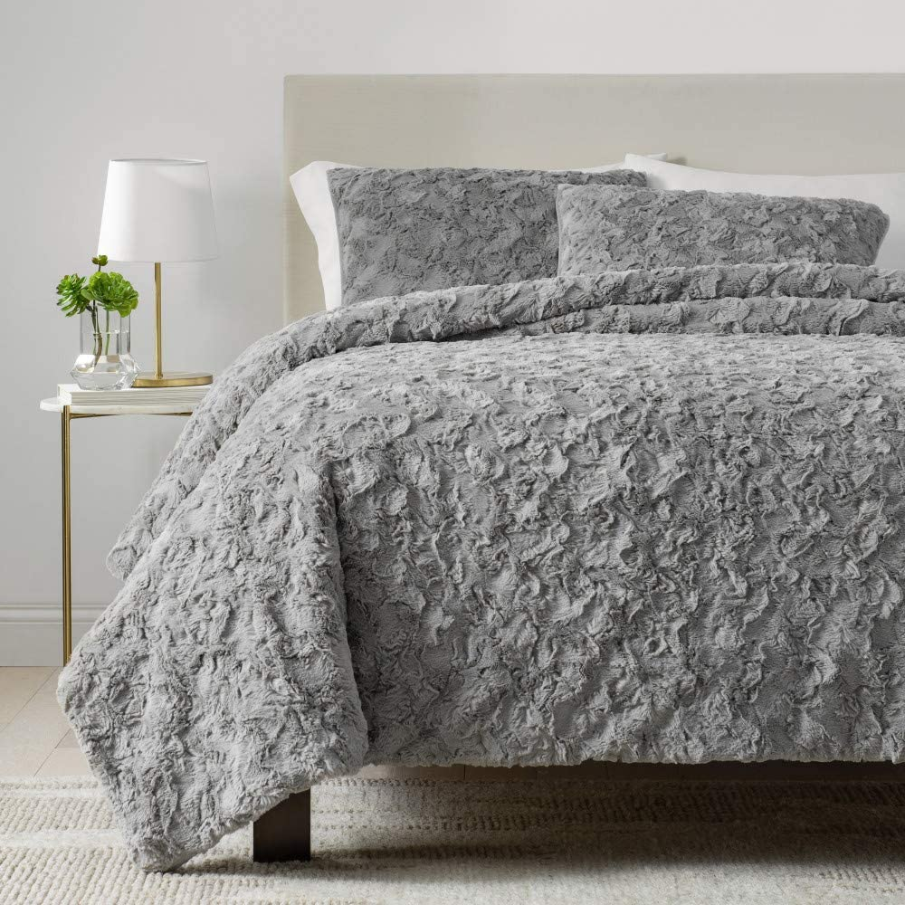 UGG Max 41% OFF Adalee ComforterSet Limited Special Price -Soft and Fur Comfortable Faux B