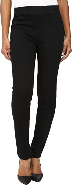 Liverpool Petite Sienna Leggings Pull-On in Indi Overide Black