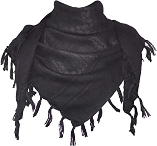 Best Cotton Shemagh Tactical Desert Scarf Wrap Reviews