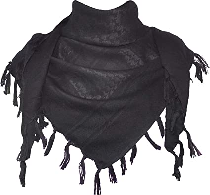 2. Explore Land Cotton Shemagh Tactical Desert Scarf Wrap