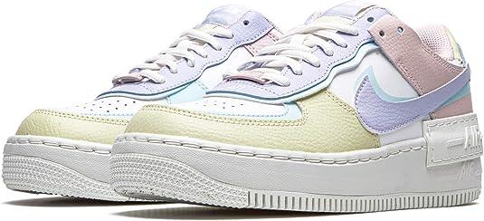 Amazon.com | Nike Womens WMNS Air Force 1 Shadow Pastel Ci0919 106 ...