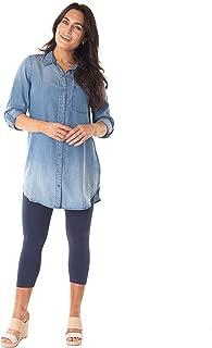 Best women's denim tunic Reviews