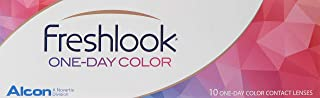 FreshLook One Day Contact Lenses, Color Pure Hazel, -0.75