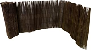 Willow Fence Screen, 3'H x 14'L