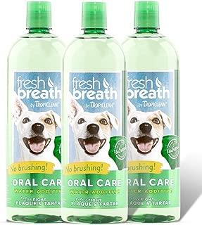 Best fresh breath tropiclean Reviews