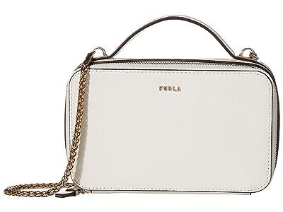 Furla Babylon Large Crossbody (Talco) Handbags