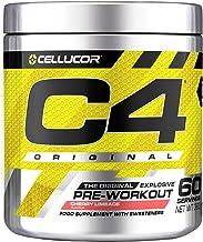 C4 Original Pre Workout Powder Cherry LimeadeA Preworkout Energy Drink Supplement 150mg Caffeine Beta Alanine Creatine Monohydrate 60 Servings Estimated Price : £ 23,59