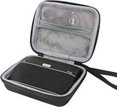 Hard Travel Case for Jabra Freeway Bluetooth in-Car Speakerphone by co2CREA