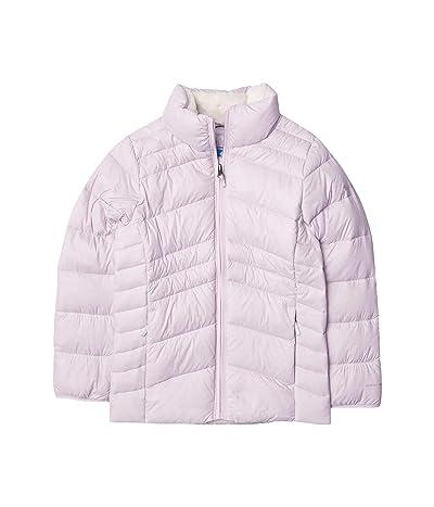 Columbia Kids Autumn Parktm Down Jacket (Little Kids/Big Kids) (Pale Lilac) Girl