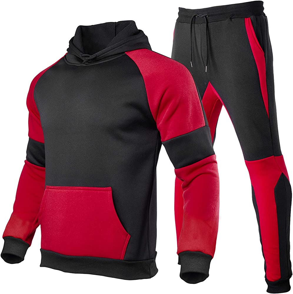 Geagodelia,tuta sportiva per uomo,in cotone irene01YjRzmmgpuA1