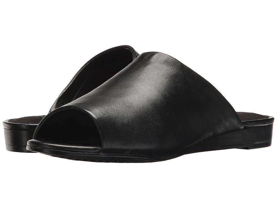 Aerosoles Bitmap (Black Leather) Women