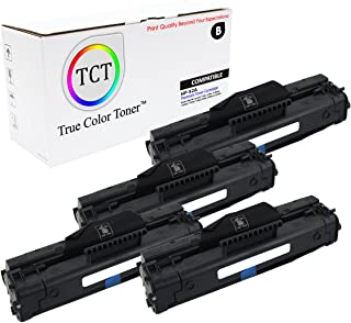 TCT Premium Compatible Toner Cartridge Replacement for HP 92A C4092A Black Works with HP Laserjet 1100 1100A 1100A-SE 1100A-XI 1100SE 1100XI, 3200 3200M 3200SE Printers (2,500 Pages) - 4 Pack