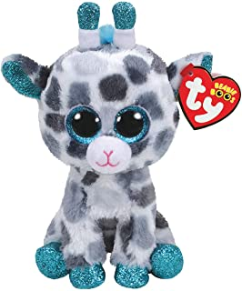 Claire's Ty Beanies Girl's Ty Beanie Boo Small Gia The Giraffe Plush Toy