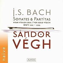 6 Sonates et partitas pour violon, Partita pour violon No. 2 in D Minor, BWV 1004: V. Ciaccona