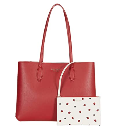 Kate Spade New York All Day Lady Bug Dots Large Tote