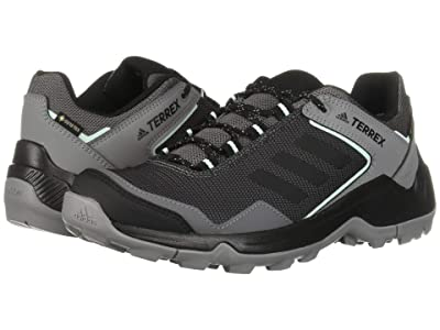adidas Outdoor Terrex Entry Hiker GTX(r) (Grey Four/Black/Clear Mint) Women
