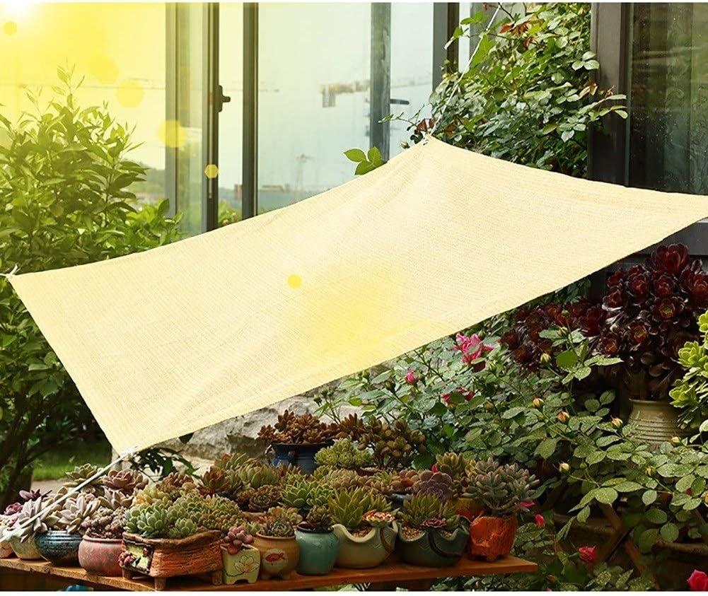 GuoWei- Velas de sombra 75% Solar Obstruido Malla Neto ...