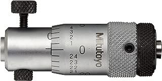 Mitutoyo 141-026 Vernier Inside Micrometer, Interchangeable Rod Type, 2-2.5