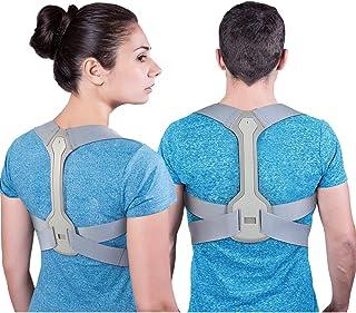 Posture Corrector for Men & Women – Adjustable Upper Back Brace/Straightener Support SP175