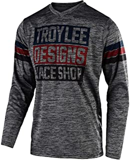 Troy Lee KTM 2019 équipe Homme MX Casuals Tee T-Shirt-Blanc