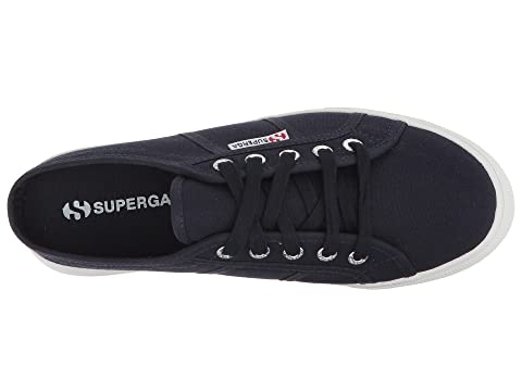 Superga 2284 Vcotw Platform Sneaker Mule Navy Best Prices Online Cheap Sale 2018 New Free Shipping Clearance Free Shipping Top Quality RPzYOI