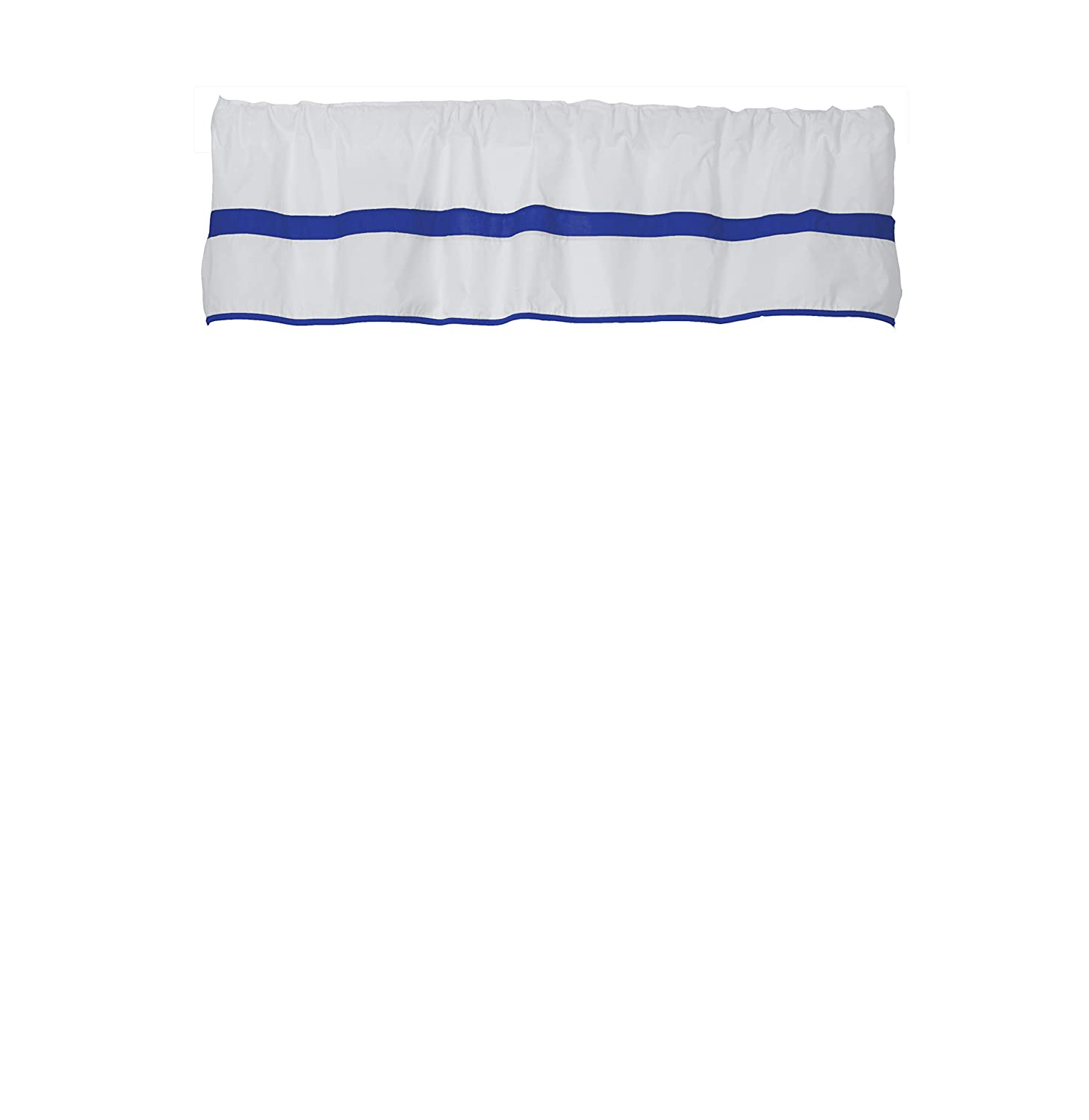 Animer and price revision Baby Doll Bedding Modern Hotel Sale item Royal Blue Window Style Valance