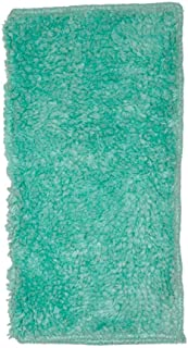 Janey Lynns Shaggie Chenille Dish/Washcloth, 10x10 Inch, Spicy Spearmint, Set of 2
