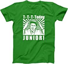 T-T-T-Today Junior Funny Billy Madison Reading Unisex Womens Shirt