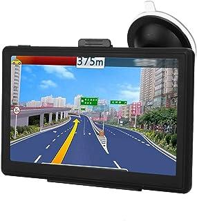 01 Navegador, configurações de percurso inteligentes de alta sensibilidade, tela LCD de 7 polegadas, atualizações de mapa ...