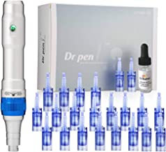 Dr. pen Ultima A6 Microneedling pen 24 Pcs Pin & Nano cartridges, 10 x 36-pin, 14 x..
