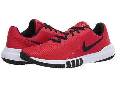 Nike Flex Control 4 (University Red/Black/White) Men