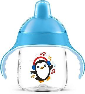Copo Pinguim 260 ml, Philips Avent, Azul