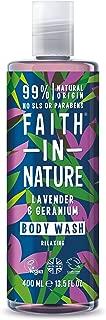 Faith In Nature Lavender and Geranium Body Wash 400ml