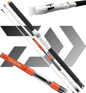 2 unidades. Daiwa Sealine x ' treme Interline de viaje, 2,13 m/182,88 cm 30-40 libra, 3 - pilk caña de pescar para viajar con partes (paquete doble)