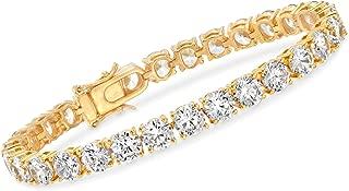 Best emerald tennis bracelet yellow gold Reviews