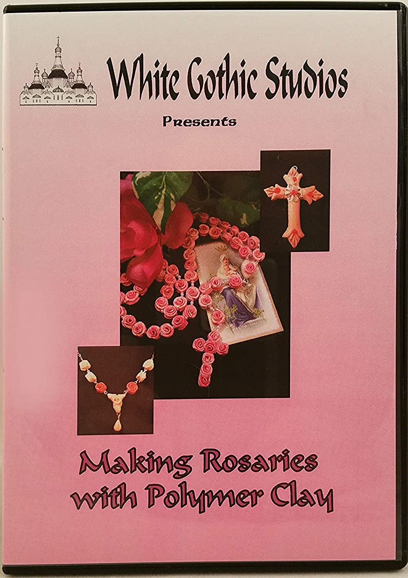 DVD - Making Rosaries with Polymer Clay