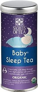 Secrets Of Tea- Baby Sleep Tea