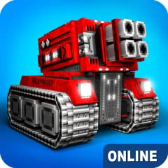 multiplayer with people worldwide craft of cars, tanks, and robots. Collect blocks and create a unique vehicle 12 different maps variety of game modes: from car wars to FPS heroes mode lots of guns for a hero skin editor for a hero. Create your own u...
