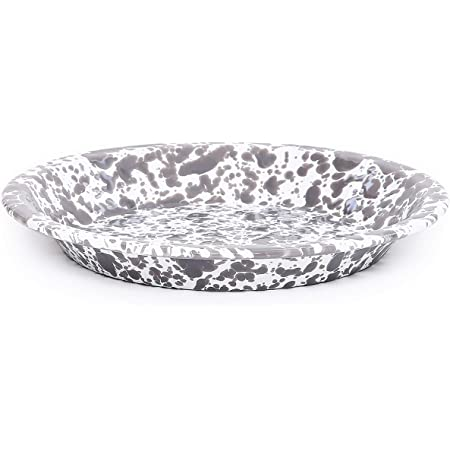 P L A T C A R R us   meal cake  pie dish  handmade  Table  ceramic speckled  craft  Camille and Clementine