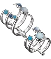 Stephen Webster - Jewels Verne Bonafide Ring with Blue Agate