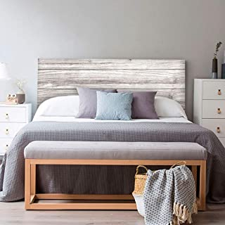 setecientosgramos Cabecero Cama PVC | WoodG | Varias Medidas | Fácil colocación | Decoración Dormitorio (115x60cm)