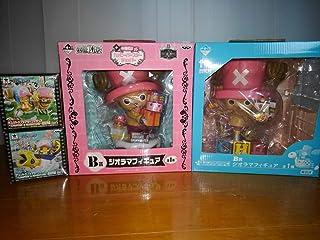 チョッパー ジオラマ フィギュア セット 一番くじ B賞 10周年 サニー号 バースデー デスクトップシアター