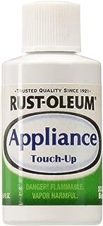 Rust-Oleum 203002 Appliance Touch Up Paint, 0.6 Oz Bottle, Biscuit, Solvent Like, Liquid.6-Ounce