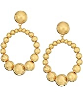 Kate Spade New York - Light Up The Room Hoop Earrings